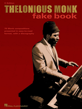 Thelonious Monk fake book C Editiond