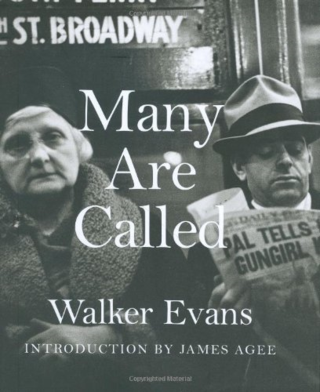 Many are called by Walker Evans (vintage photographs of New York City subway passengers from the 1940s)