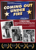 Coming out Under Fire WW2 DVD
