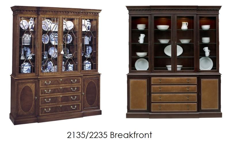 2135 Breakfront