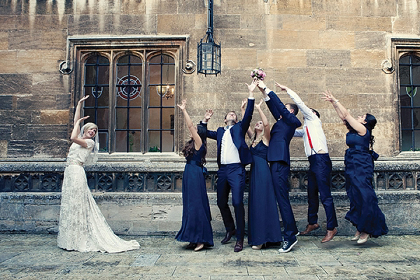 Cambridge wedding photographer Dottie Photography