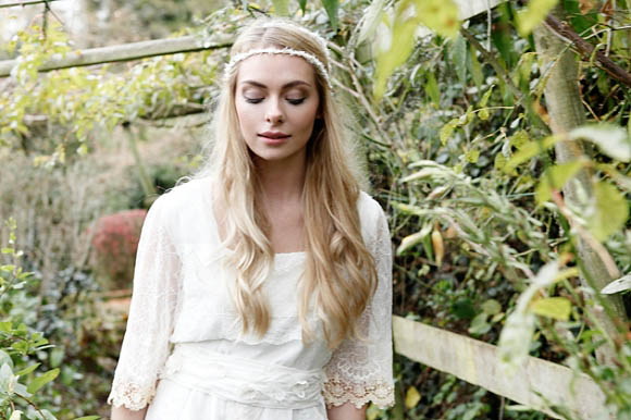 Minna New Bridal Collection for 2013 Eco Friendly Bridal Wear