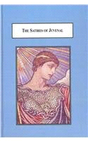 Cover of Satires of Juvenal