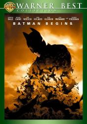 : BATMAN BEGINS
