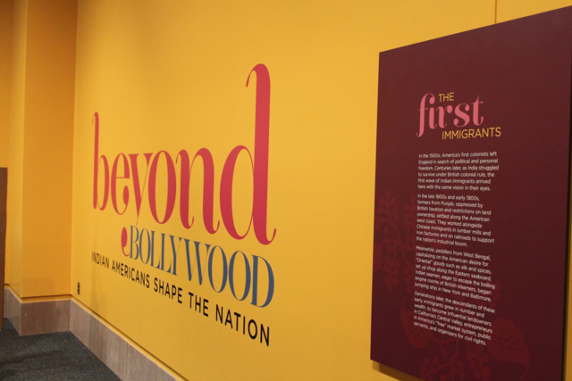 Beyond Bollywood Title in Gallery