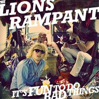 The Lions Rampant - Lights On