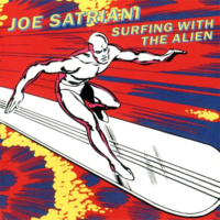 Joe Satriani - Surfing With The Ailen