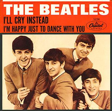 The Beatles - I'll Cry Instead