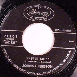 Johnny Preston - Free Me
