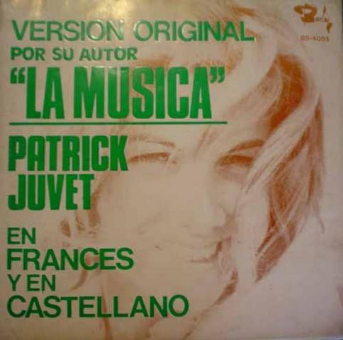 Patrick Juvet - La Música