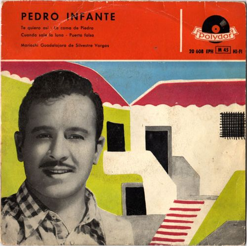Pedro Infante - Cuando sale la Luna