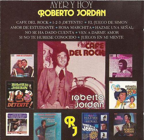 Roberto Jordán - El Juego De Simón
