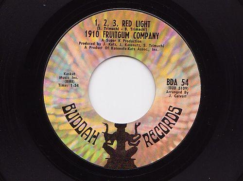 1910 fruitgum company - 1,2,3 Redlight