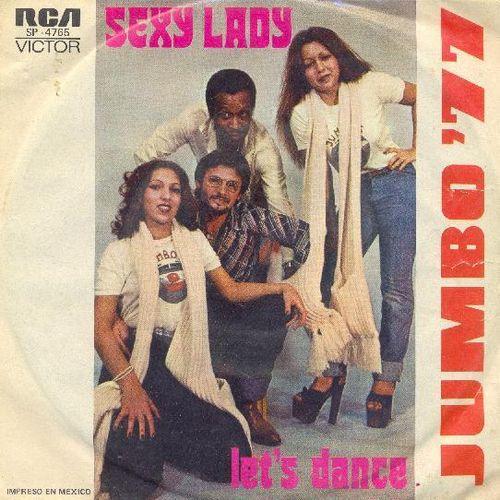 Jumbo '77 - Sexy Lady