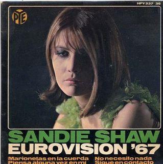 Sandie Shaw - Marionetas En La Cuerda
