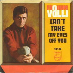 Frankie Valli - Can't Take My Eyes Off You