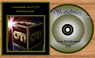 Suave y Dulcemente - Madrigal OTI 1980