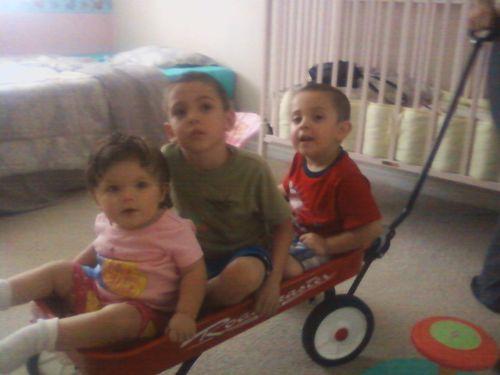 3 children of Melissa Dilan