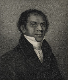 Portrait of Sake Dean Mahomed , 1826