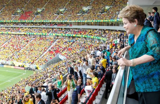 Dilma abucheada (2)