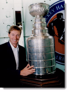 Wayne Gretzky, 1990