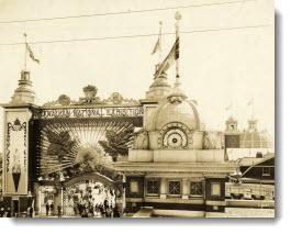 Dufferin Street Gate, 1920