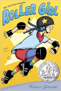 Roller Girl by Victoria Jamieson Cover Image