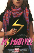 Ms Marvel by G. Willow Wilson Cover Image
