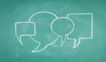 Comment-bubbles-on-blackboard