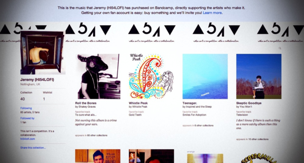 Personalized Bandcamp Recommendations with BCRecommender