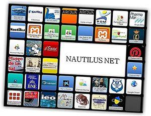 Nautilus Net. Repositorio de páginas web de referencia para los diferentes subproyectos.