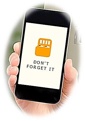 Una innovadora aplicación que te ayudará a recordar todo lo que necesitas