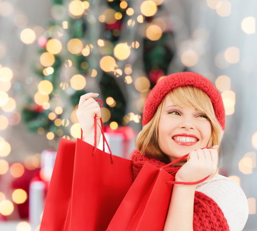 New York City holiday shopping destinations