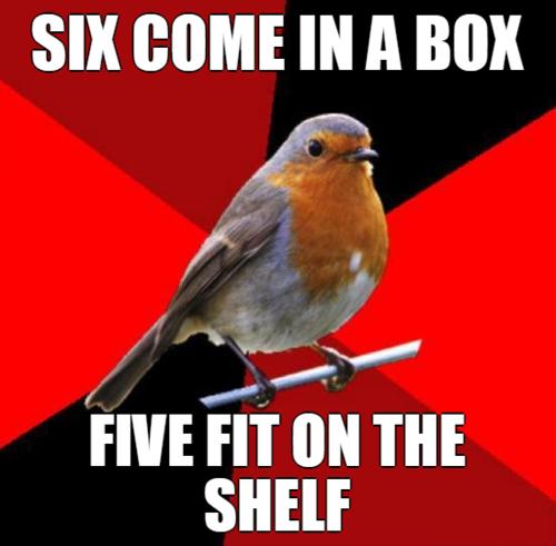 Five of six