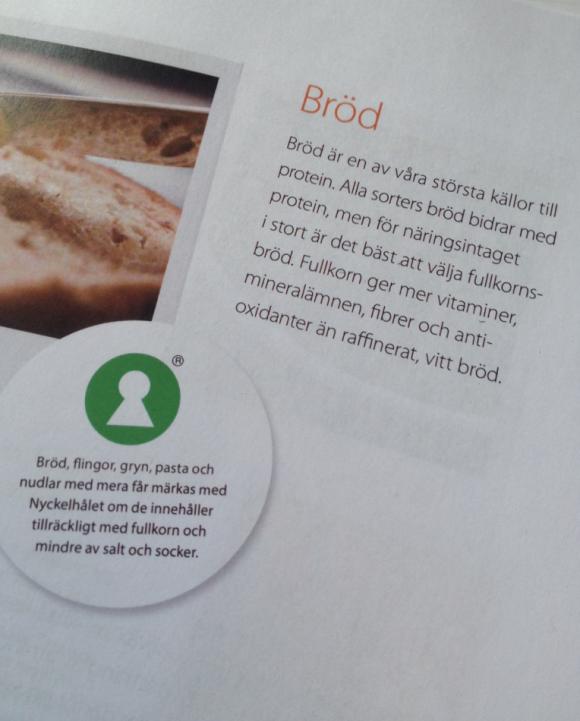 Bröd- en källa till protein
