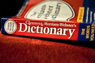 Clemen merriam dictionary