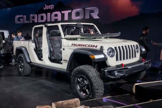 2020 Jeep Gladiator Brings Adventure To Mid Size Class Photo