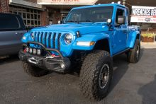 Driven: Jeep J6 Concept Is the Two-Door Gladiator Jeep Should Build