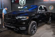 Ram Goes Dark (Again) With New Limited Black 1500 and 2500/3500 Night Editions