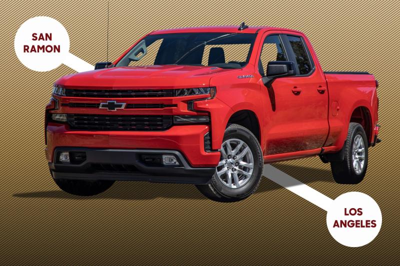 2020 Chevrolet Silverado 1500 Duramax Diesel Mpg Report After 1 000 Miles Pickuptrucks Com News