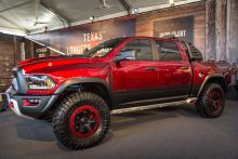 The 2021 Ram TRX Pickup Is a Go, Coming Late Summer