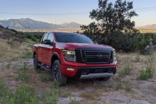 How Does the 2020 Titan Pro-4X Perform Off-Road?