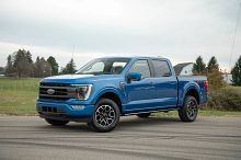 2020-21 Ford F-Series Windshields, Payload Info Labels: Recall Alert