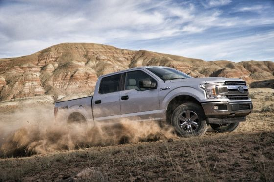 2018 Ford F-150 Exterior