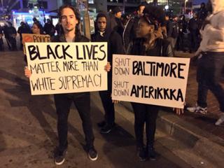 BaltimoreProtest