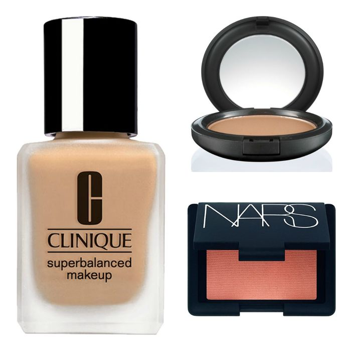 Glow-clinique-nars-mac