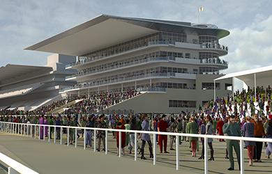 Cheltenham Racecourse Project