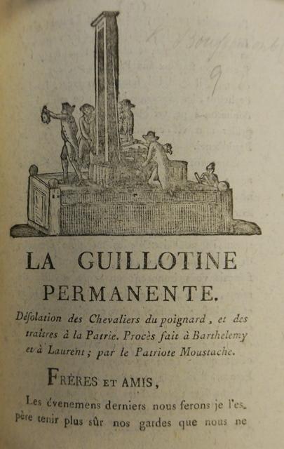 Guillotine Permanente F437(9)