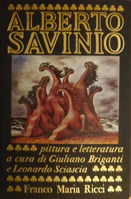 Savinio L45-2089 cover
